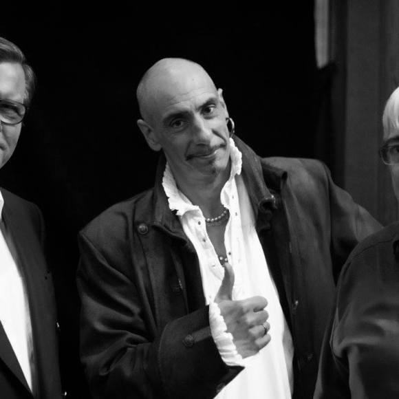 Mayor Guido De Padt - Peter - Luc Cansse